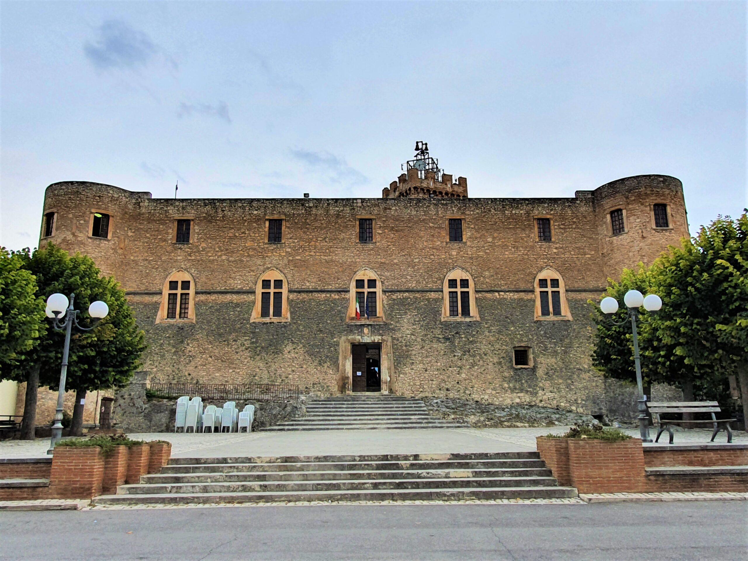 Castello Piccolomini di Capestrano