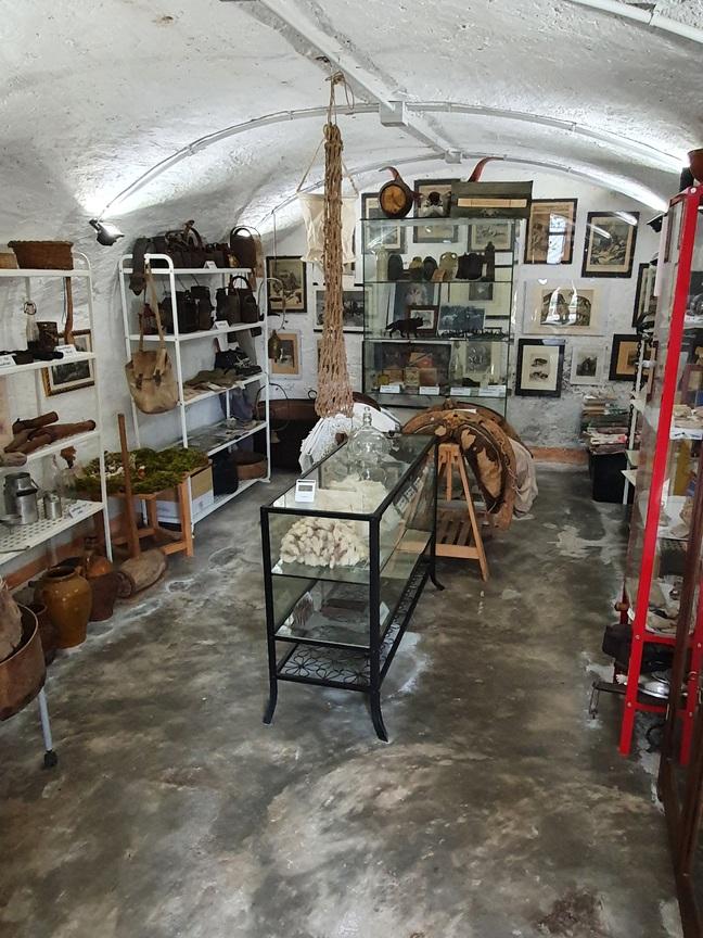 museo del lupo b&b Storie D'Abruzzo
