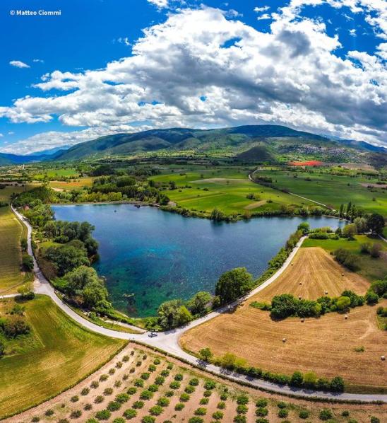 lago di Capodacqua