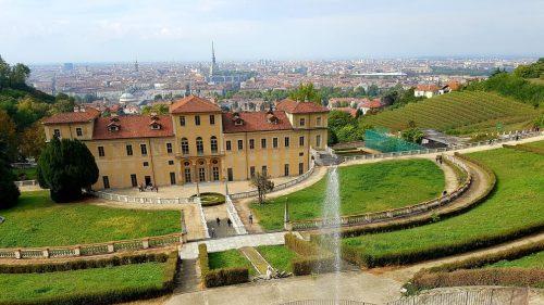 Torino - Villa Della Regina - Autunno 2021