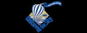 logo discover the sky
